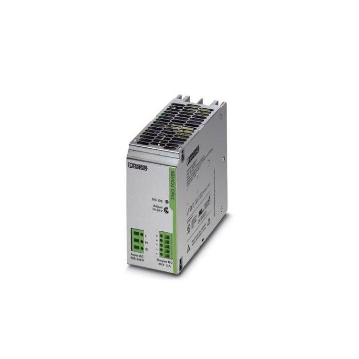 2866491 - Power Supply - 48VDC / 240W, DIN-Rail, -25 °C to 70 °C