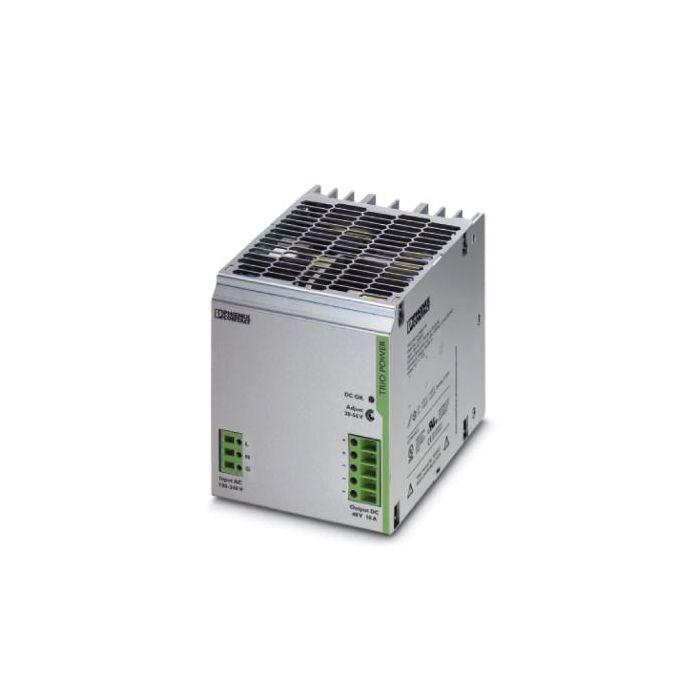 2866501 - Power Supply - 48VDC / 480W, DIN-Rail, -25 °C to 70 °C