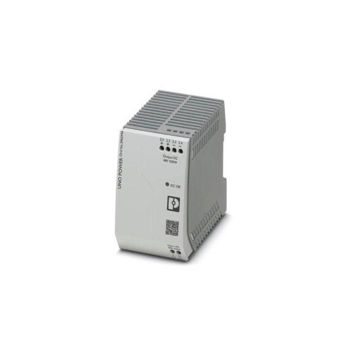 2902996 - Power Supply - 48 VDC / 100W, 1-PHASE, DIN-Rail, -25 to 70°C