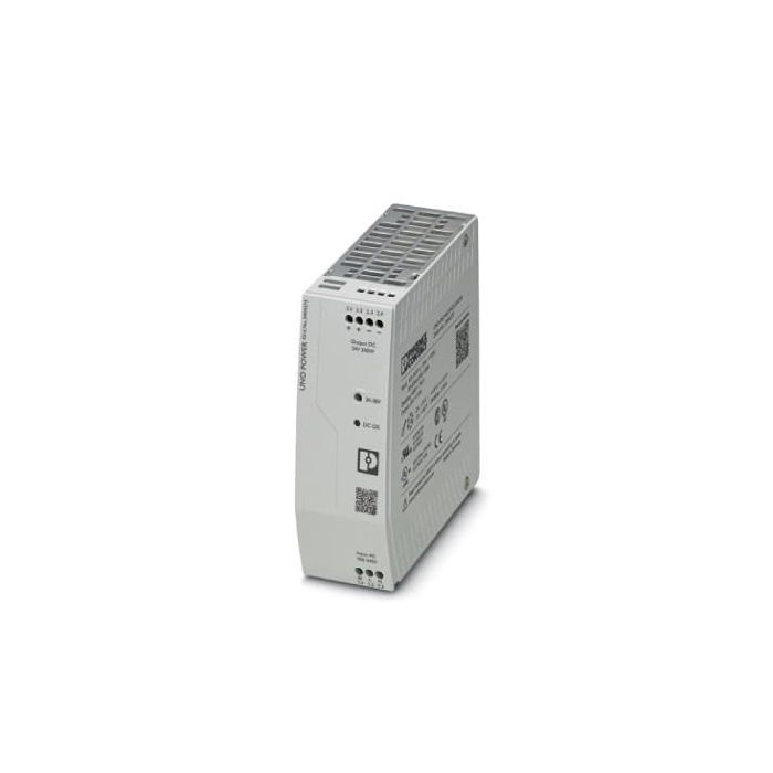 2904372 - Power Supply - 24VDC / 240W, single-phase, DIN-Rail, -25 to 70°C