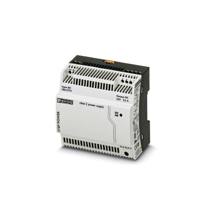 2904945 - Power Supply - 24VDC / 84W, 1-phase, DIN-Rail, -25 to 70°C