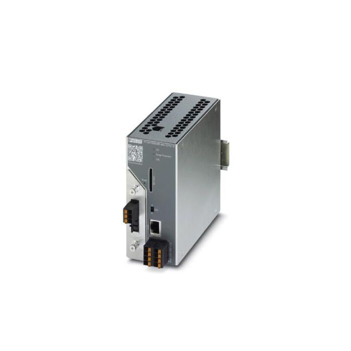 ED20Kext - Industrial SHDSL Ethernet Extender with 1 10/100TX Port to 1 Pair of straight or twisted copper wire